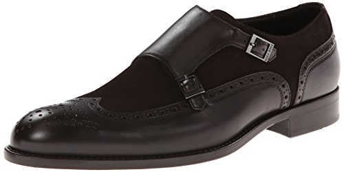 Capo Capo Hugo Uomo Brandeno Slip On Mocassino Marrone Scuro