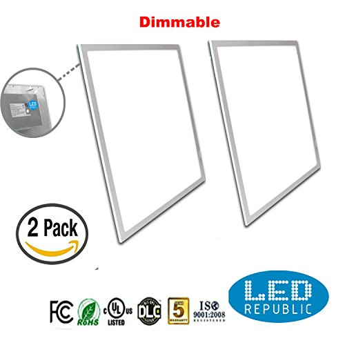 Led 2X2 Ceiling Light Panel - 8