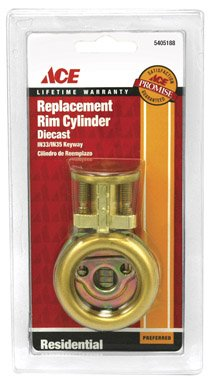 Ace Die Cast Rim Cylinder - Ace Rim Cylinder