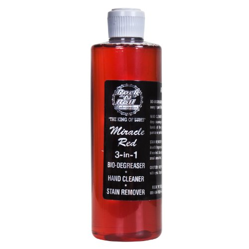 Rock N Roll Miracle Red Bio-Degreaser 16 oz. Bottle 135822