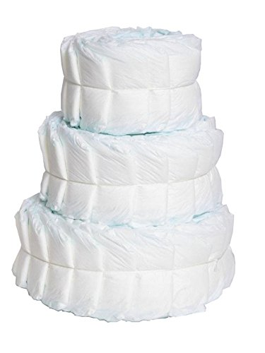 3 Layer Decorate It Yourself Diaper Cake