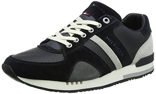 Runner Casual Hilfiger Tommy 403 Basses Homme Sneakers New Bleu Iconic Midnight 4qqTxSwIt
