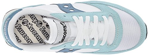 Jazz Women's Originals White Shoe Saucony Vintage Blue Running zqv15qwE