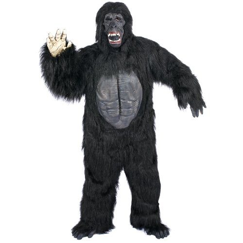 fancy dress gorilla feet - 6