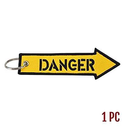 Amazon.com: Key Rings 1PCS Key Ring Chian Keychain Key ...