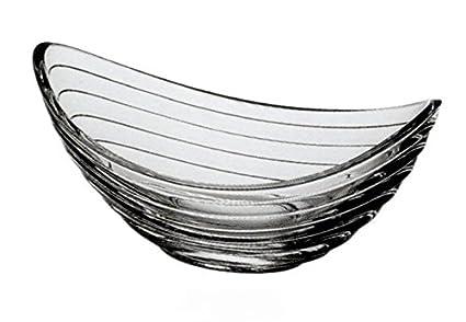 """Pasabahce 53983 6er Set Schale aus Glas /""""Gondol/""""  Eis Schale Dessert Schale"""