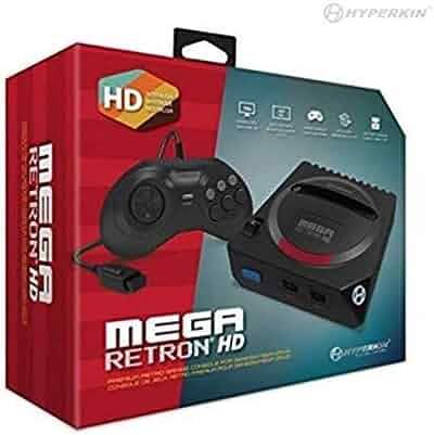 33416303ea2a8 Amazon.com  Hyperkin MegaRetroN HD Gaming Console for Genesis  Mega ...
