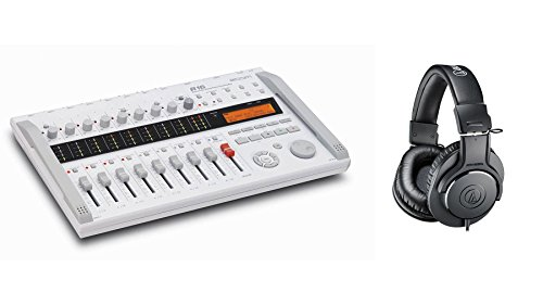Zoom R16 w/ Audio-Technica ATH-M20x Headphones Bundle by Zoom