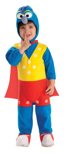 Muppets Toddler EZ-on Romper Costume - Gonzo
