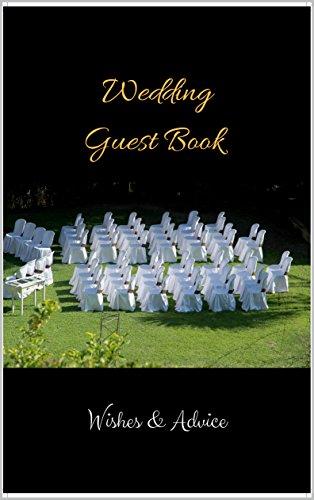 Wedding Guest Book -
