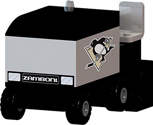 Oyo Sportstoys OYO Zamboni Minifigure - Pittsburgh Penguins