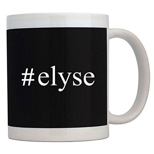 Fuuny Coffee Mugs #Elyse Hashtag Mug
