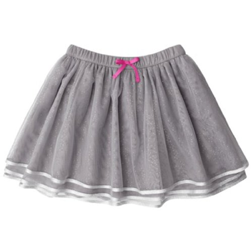 Genuine Kids Made By Oshkosh Baby Girls' Toddler Glittery Skirt Size 3t