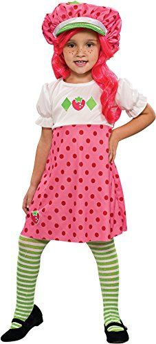 Strawberry Shortcake Costume, Small -
