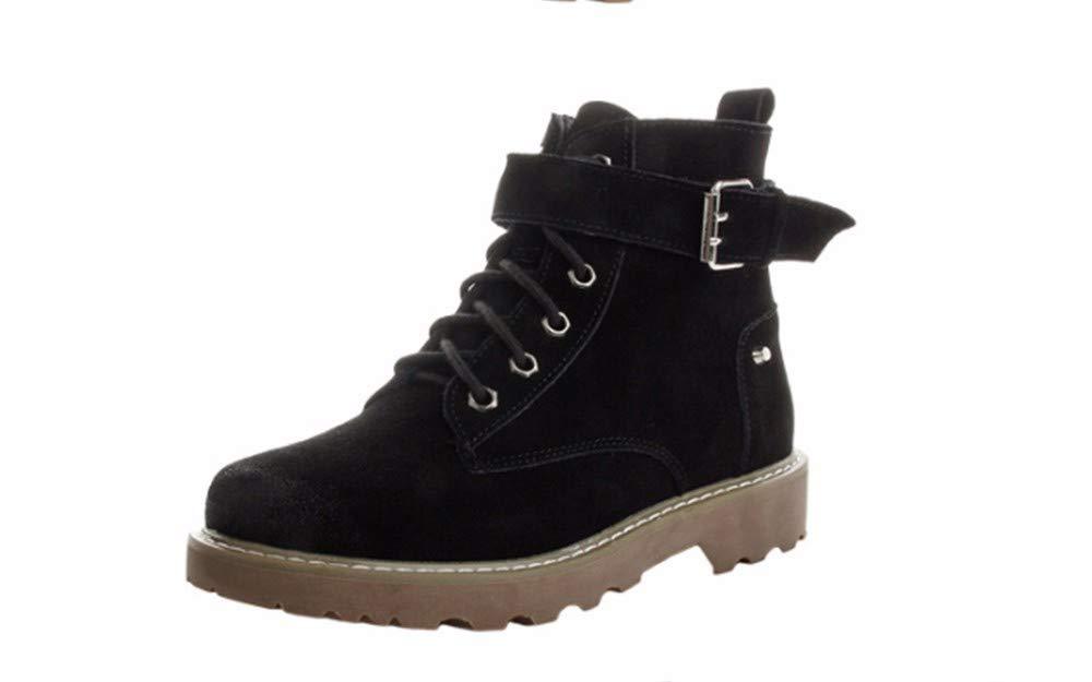 Xeb Outdoor-Kunstleder Reißverschluss Lackleder Paar Martin Stiefel  | Maßstab ist der Grundstein, Qualität ist Säulenbalken, Preis ist Leiter  | Elegantes und robustes Menü