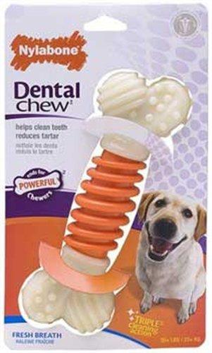 Nylabone Proaction Dog Dental Chew, Large, My Pet Supplies