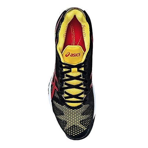 Da solution Scarpe Speed Asics Gel Tennis giallo 2 rosso Nero OvnqxAX