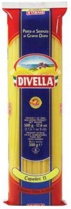 ディヴェッラ No.11 カペッリーニ (1.2mm) 500g