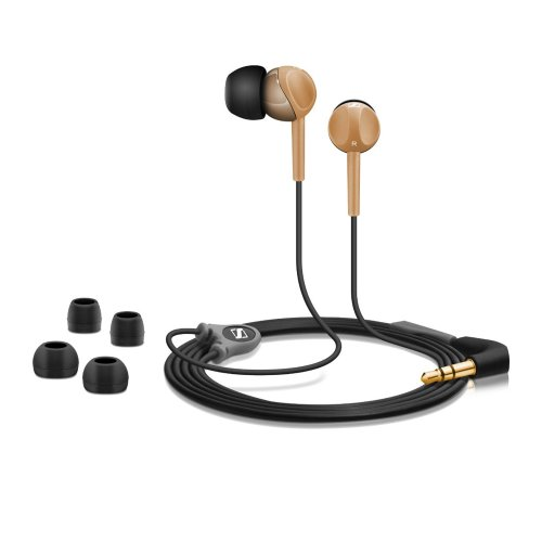 Sennheiser CX 215 Earphones - Bronze