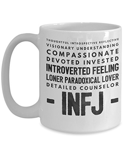 INFJ Traits Mug