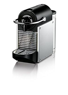 Nespresso by De'Longhi Original Espresso Machine Bundle with Aeroccino Milk Frother