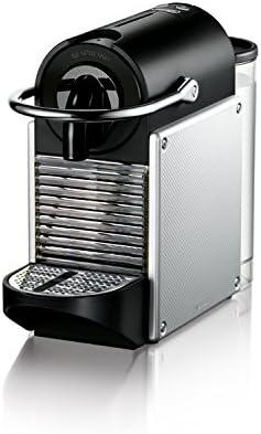 Nespresso EN125S Original Espresso Machine by De Longhi, Pixie, Aluminum