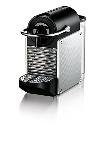 Aluminum Drip Coffee Maker - Nespresso Pixie Espresso Machine by De'Longhi, Aluminum