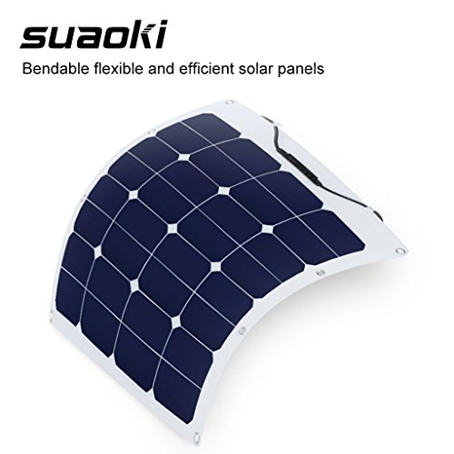 Suaoki 100W 18V Solar Panel Charger