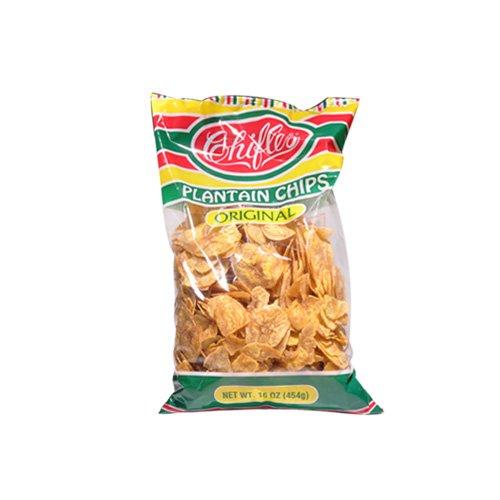 Chifles Plantain Chips Original 16 OZ ()