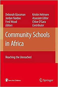 Community Schools in Africa: Reaching the Unreached