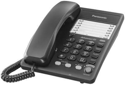 B000090WE9 Panasonic KX-TS105B Integrated Business Corded Phone - Black 413oXQRAOrL.