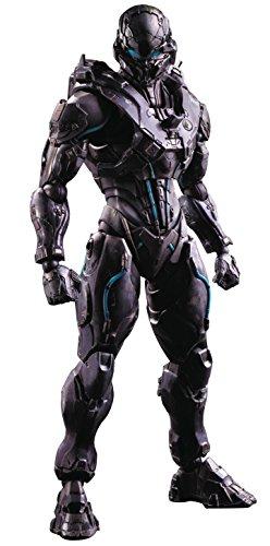 Square Enix Halo 5: Spartan Locke Play Arts Kai Action Figure]()