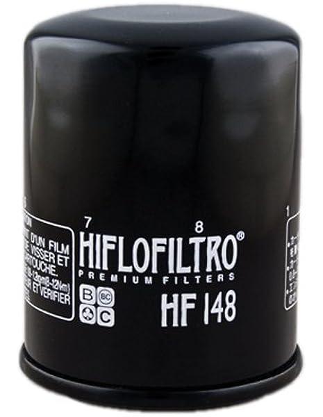 Hiflofiltro HF148 Premium Oil Filter