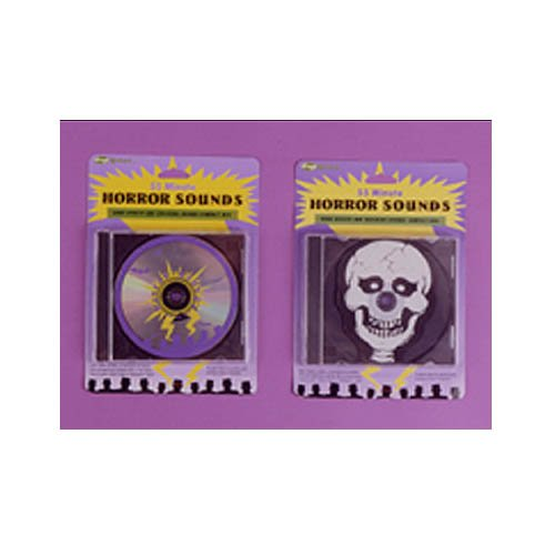 Halloween Horror Sounds CD -