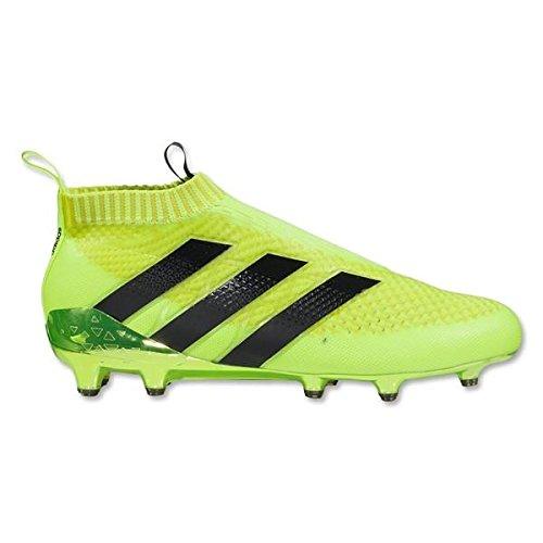 best wholesaler uk cheap sale get new Amazon.com   Adidas Ace 16+ Purecontrol FG SYELLO/Cblack ...