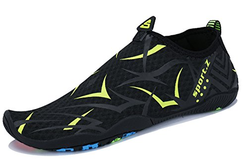 WXDZ Men Women Water Sports Shoes Quick Dry Barefoot Aqua Socks Swim Shoes for Pool Beach Walking Running by WXDZ