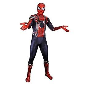 - 413od29i6lL - Unisex Halloween Fullbody Elastic Bodysuit Zentai Cosplay Costume Adult/Kids 3D Style