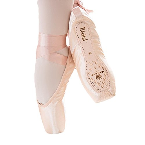 Zapatos Duro NVSHX Classic Baile Adultos Ballet satén Acrobacias 37 pie de Acentuado Zapatos Inferior Interiores YdwwgqS