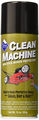 Good Vibrations 130 Clean Machine Nonstick Mower - Deck Clean