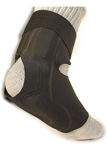 (Ortho Heal Pneumatic Daytime Brace for Plantar Fasciitis, Heel Pain Relief, and Achilles Tendonitis Support (Medium))