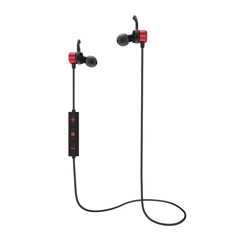 SamMoSon 2019 Auriculares Bluetooth Inalambricos Deportivos,Auriculares Inalámbricos con Reducción De Ruido, Auriculares Estéreo Bluetooth BK: Amazon.es: ...