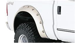 Bushwacker 20046-02 Ford Cut-Out Fender Flare - Rear Pair