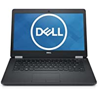 2018 Dell Latitude Business Ultrabook E5470 Laptop~14.0 1920x1080 (FHD)~Intel Core i5-6300U 2.4GHz~8GB RAM~256GB SSD~Intel HD Graphics 520~Camera~Bluetooth~Win 10 Pro 64-bit~warrany to 2020