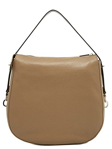 IGGY AE0130101 COCCINELLE COCCINELLE Taupe Noir SHOULDER IGGY BAG nWvPxT