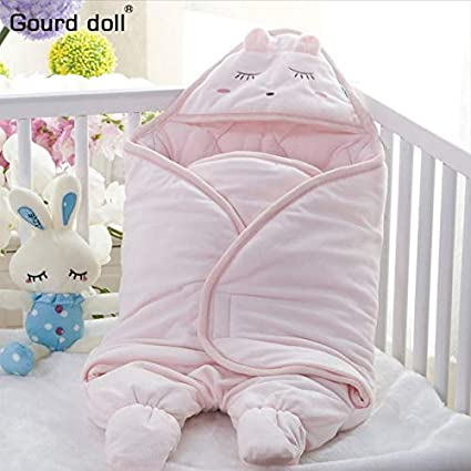 Sleepwear & Robes Baby Sleeping Bag Cartoon Envelopes For Newborns Kid Sleep Sack Swaddle Infant Winter Sacos De Dormir Bebes Sleepsacks
