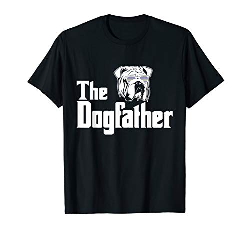 The Dogfather Olde English Bulldogge