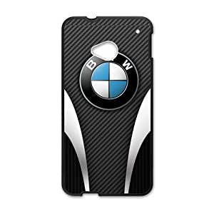 Happy BMW Fashion Comstom Plastic case cover For HTC One M7