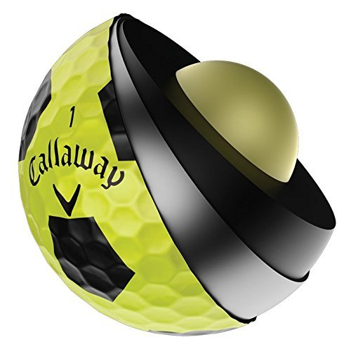 Callaway 2017 Chrome Soft Golf Balls (One Dozen)