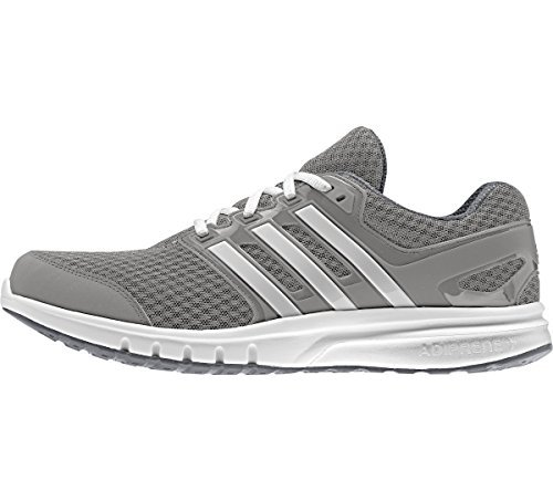 adidas Performance Men's Galaxy 2 Elite M Running Shoe CH Solid Grey/White/Tech Grey Fabric 12.5 M US