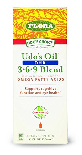 Udo's Choice Dha Oil Blend 17-Ounce Glass Bottle by UDOs Choice (Image #2)